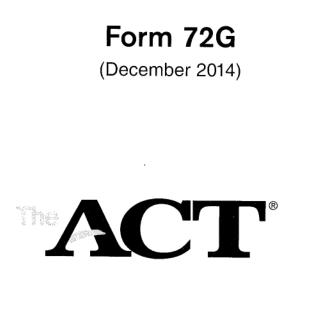 ACT72G